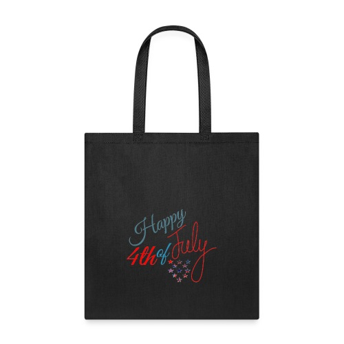 Happy 4th of July - Tote Bag