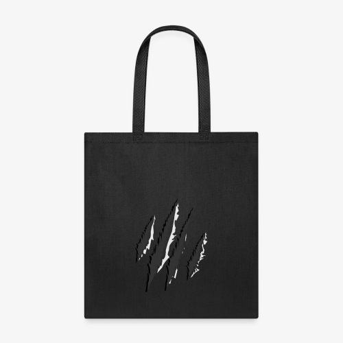 claws t-shirt design - Tote Bag