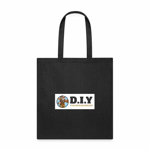 DIY For Knuckleheads Logo - Tote Bag