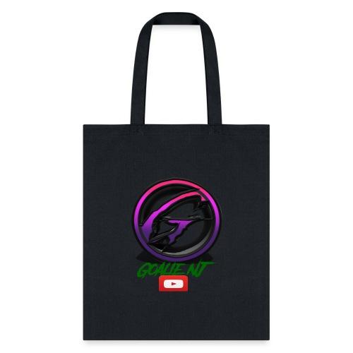 goalie nj logo - Tote Bag