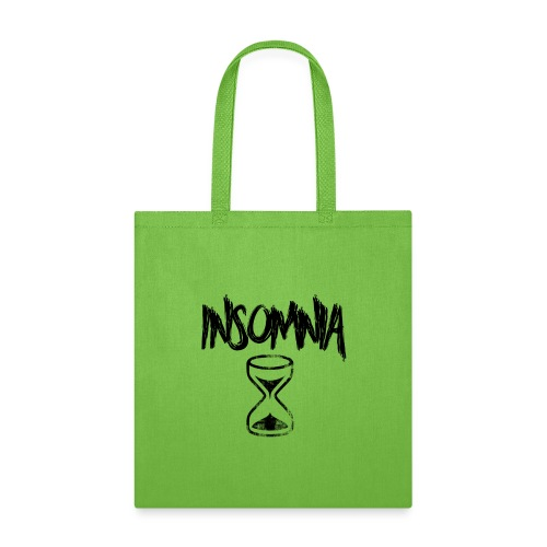 Insomnia Abstract Design - Tote Bag