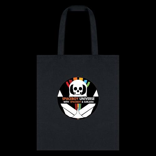 Spaceboy Universe Logo - Tote Bag
