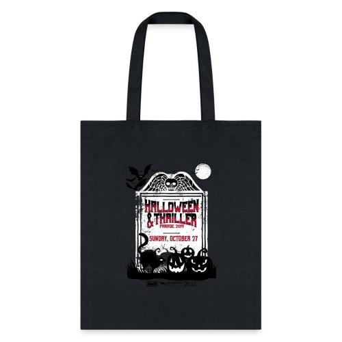 Thriller 2019 Lexington, Ky. Halloween Parade - Tote Bag