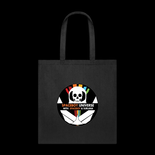 Spaceboy Universe Logo - Tote Bag