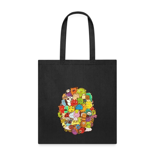 Doodle for a poodle - Tote Bag