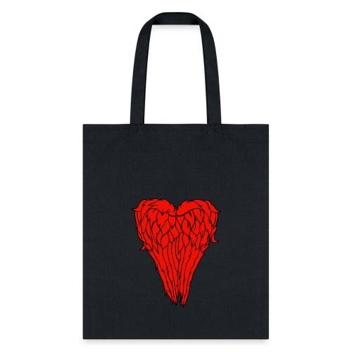 I love Daryl Dixon Wings - Tote Bag