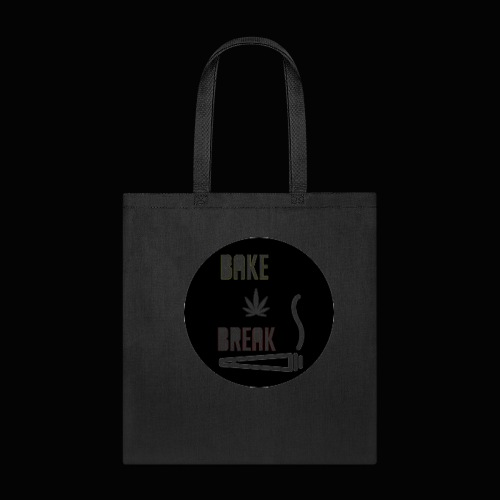 Bake Break Logo Cutout - Tote Bag