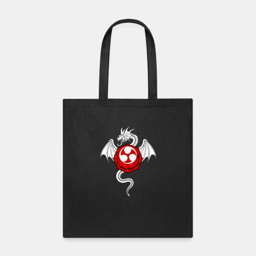Dragon (W) - Larose Karate - Design Contest 2017 - Tote Bag