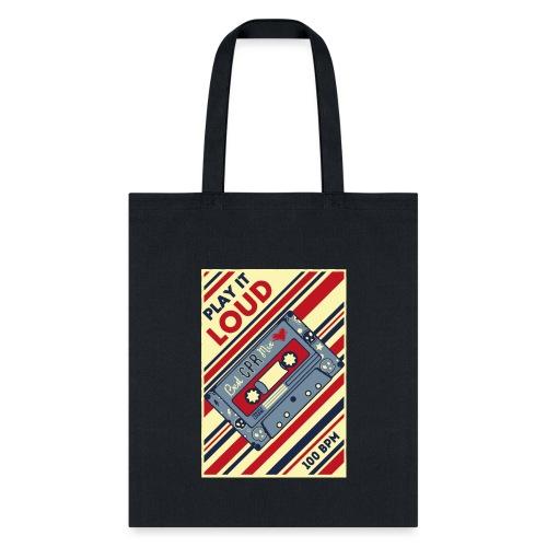 Mixtape - Tote Bag