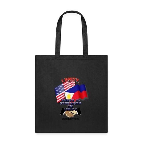 UnityPhilippinoUSA E02 - Tote Bag