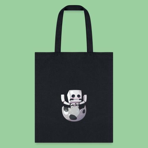 Cartoon Skeleton - Tote Bag