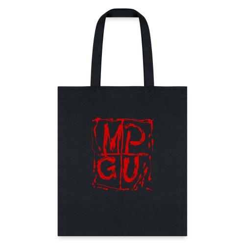 MPGU RED STROKE - Tote Bag
