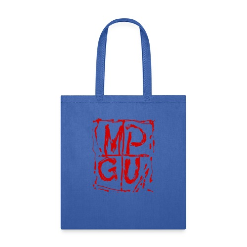 MPGU RED STROKE - Tote Bag