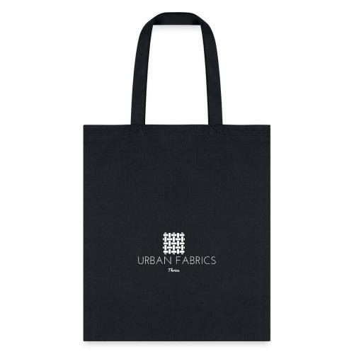 UrbanFabrics WHT png - Tote Bag
