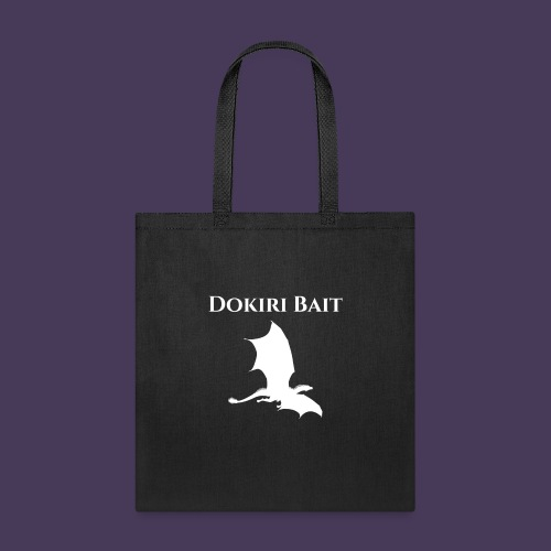 Dokiri Bait White - Tote Bag
