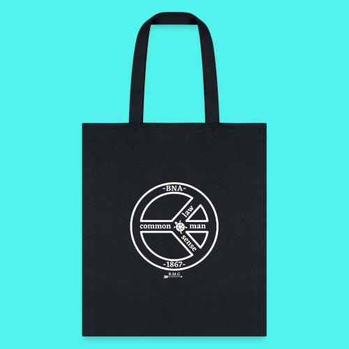 BMG Common Law Logo - Tote Bag