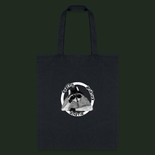 Apathy Raccoon - Tote Bag