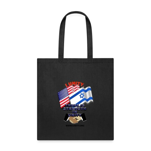 ISRAEL USA E02 - Tote Bag