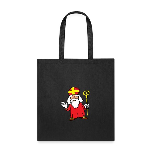 Saint Nick Smoking!? - Tote Bag