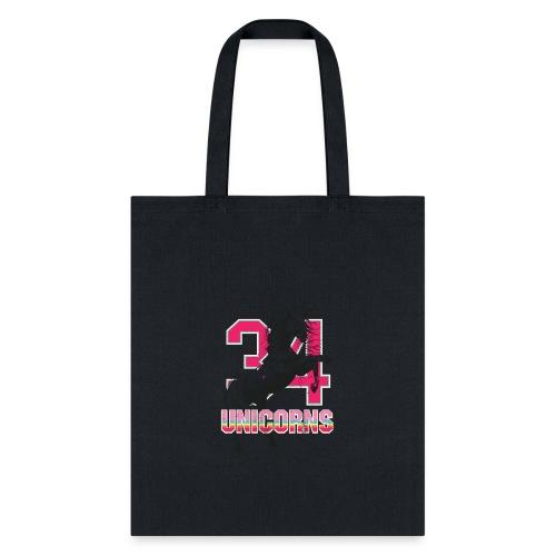 Pink Horse - Tote Bag