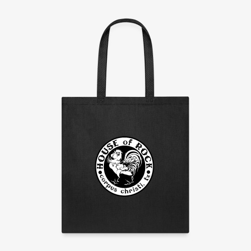 House of Rock round logo - Tote Bag