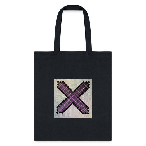 Purple XaRo - Tote Bag