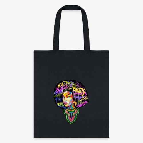 Afro Queen Dashiki - Tote Bag