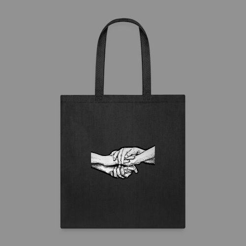 The Strength of Their Resolve - Tote Bag