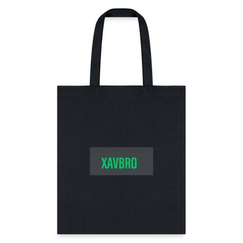 xavbro green logo - Tote Bag