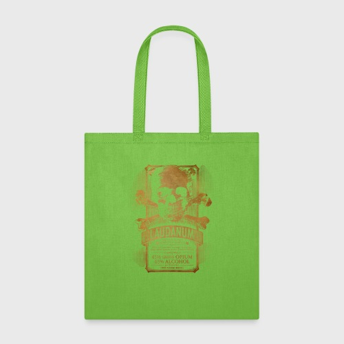 Laudanum Goth Steampunk Medical Doctor - Tote Bag
