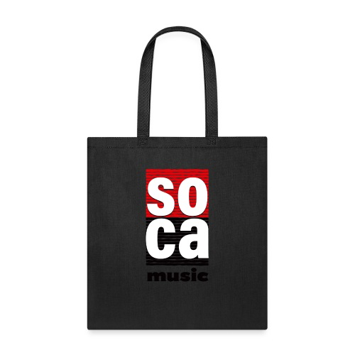 Soca music - Tote Bag