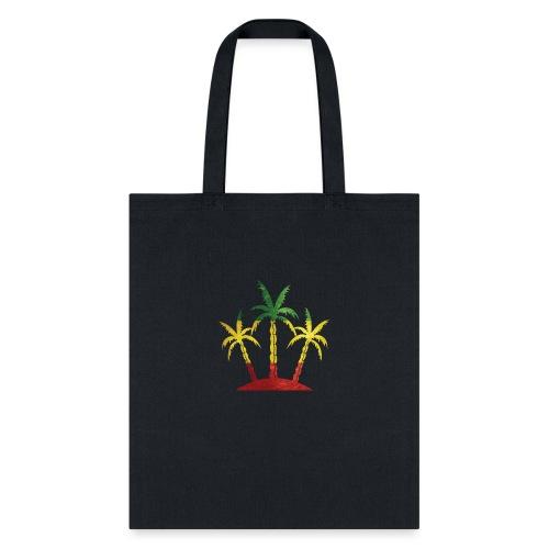 Palm Tree Reggae - Tote Bag