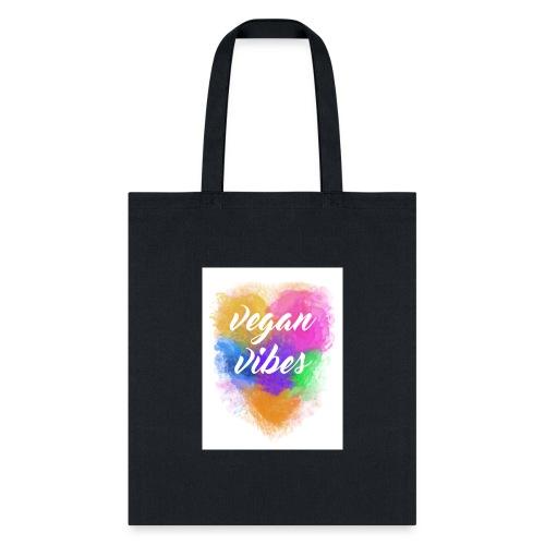 Vegan Vibes - Tote Bag