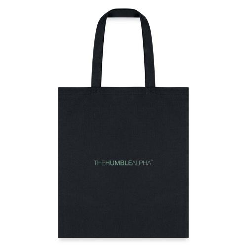 The Humble Alpha Green - Tote Bag