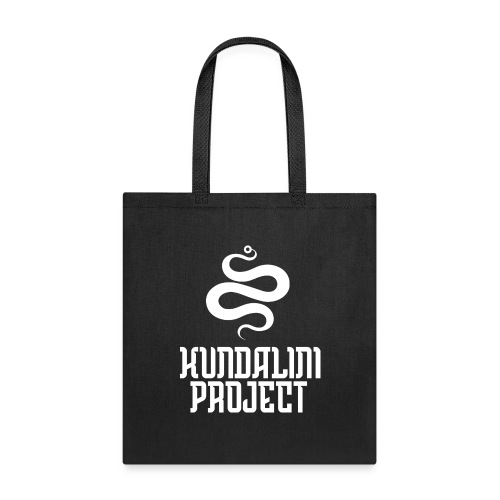 Kundalini Project - Logo back and front - Tote Bag