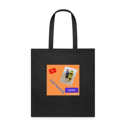 Luke Gaming T-Shirt - Tote Bag