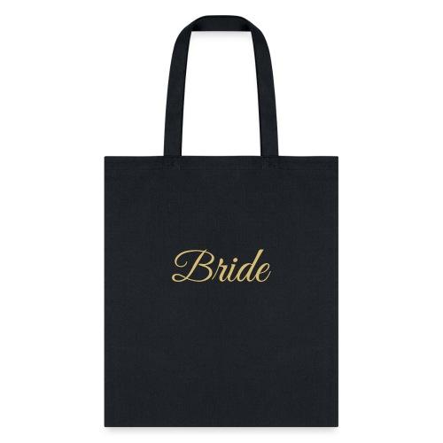 Bride Engagement Wedding - Tote Bag