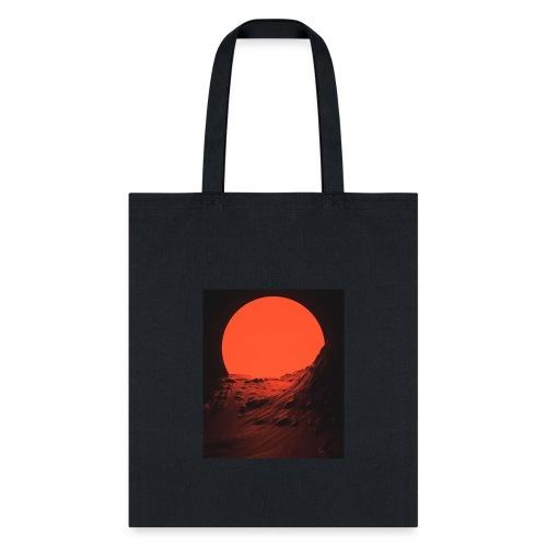 Red x Velvet - Tote Bag