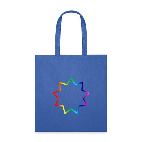 Baha´i rainbow - Tote Bag