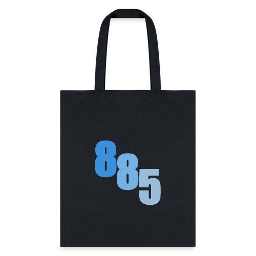 885 Blue - Tote Bag