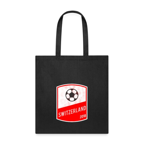 Switzerland Team - World Cup - Russia 2018 - Tote Bag