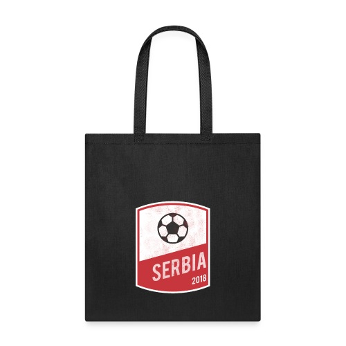 Serbia Team - World Cup - Russia 2018 - Tote Bag