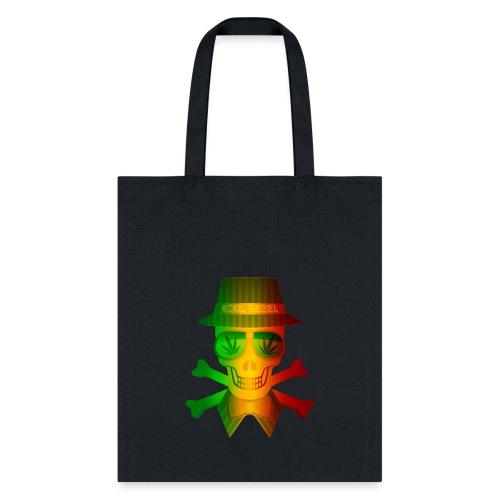 Rasta Man Rebel - Tote Bag