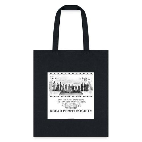 Dread Penny Society, tote - Tote Bag