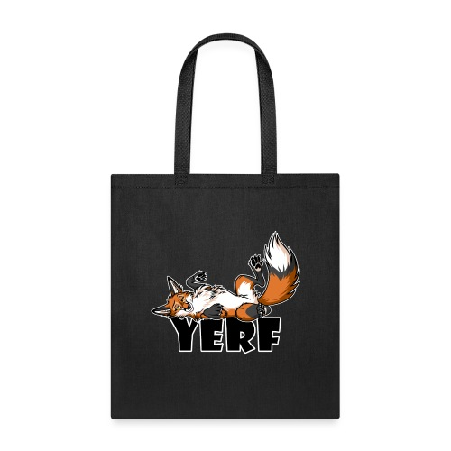 Lazy YERF FOX / FOXES - Tote Bag