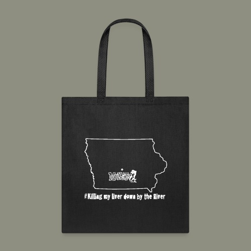 river white - Tote Bag