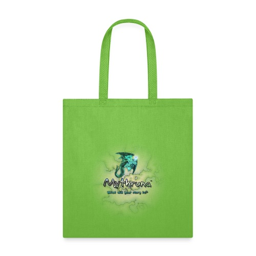 MythrunaWorld BlueText - Tote Bag