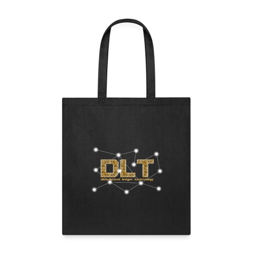 DLT - distributed ledger technology - Tote Bag