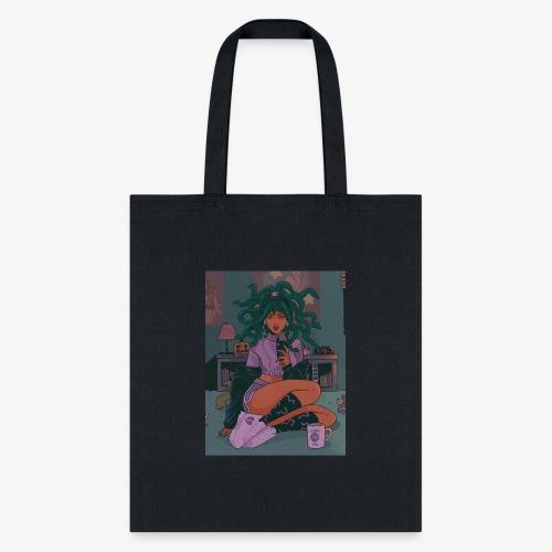 Medusa Girl - Tote Bag