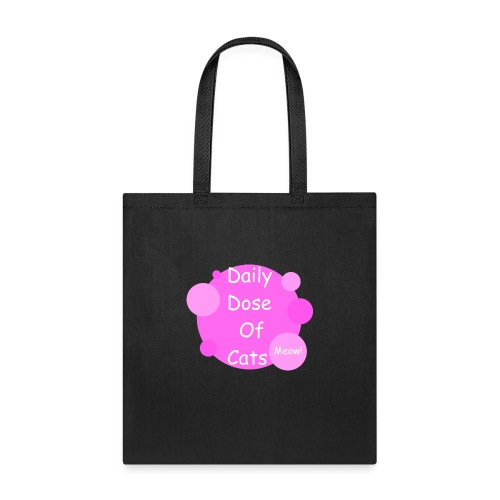 Daily Dose Of Cats - Tote Bag